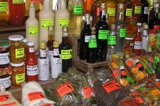 Martinique Spice Market