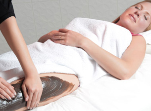 Amerispa Clay Massage - Le Westin Resort & Spa, Tremblant, Canada