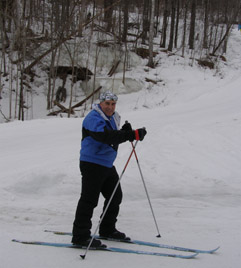 Edward Cross Country Skiing -  Mont-Tremblant, Canada - Photo by Luxury Experience