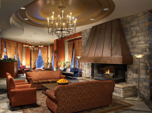 Le Westin Resort & Spa, Tremblant, Canada  - Lobby