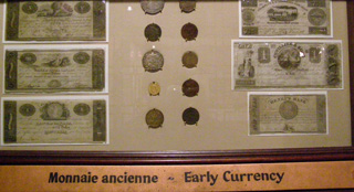 Early Currency - Musee de BMO Groupe Financier, Montreal, Canada - Photo by Luxury Experience