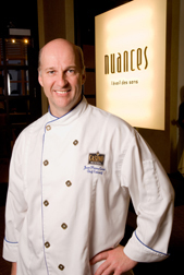Executive Chef Jean-Pierre Curtat of Nuances, Montreal, Canada