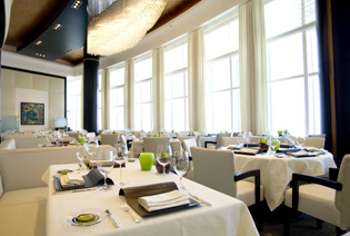 Nuances Dining Room, Montreal, Canada