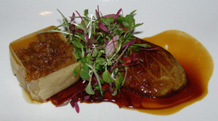 Nuances, Montreal, Canada - Foie Gras - Photo by Luxury Experience