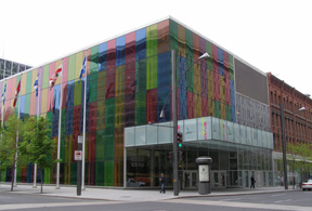 Palais de Congres de Montreal, Canada - Photo by Luxury Experience