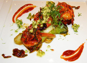 Cavalli Ristorante and Bar Montreal, Canada - Shrimp - Photo by Luxury Experience