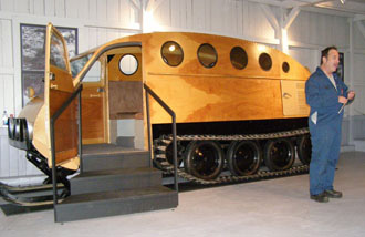 B12 - J. Armand Bombardier Museum, Valcourt, Canada - photo by Luxury Experience