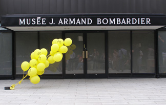 J. Armand Bombardier Museum, Valcourt, Canada - photo by Luxury Experience