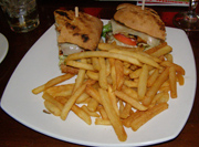 Boccancinos, Montreal, Canada - Manzanillo Sandwich - Photo by Luxury Experience