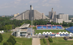 Olympic Village, Montreal, Canada - Photo by Luxury Experience - Photo by Luxury Experience