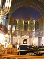 Moscow, Russia - Moscow Choral Synagogue