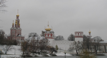 Moscow, Russia - Novodevichy Convent
