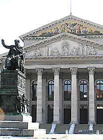 Bavarian State Opera House