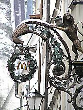 McDonald's Sign Salzburg