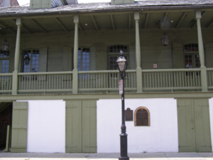 Madame John's Legacy, New Orleans