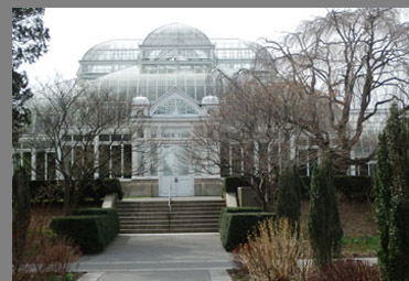 New York Botanical Gardesn - Conservatory - photo by Luxury Experience