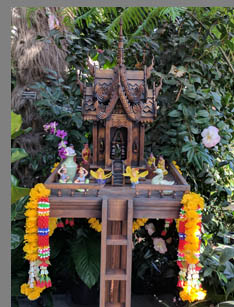 Spirit House - New York Botanical Gardesn - photo by Luxury Experience