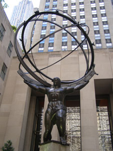 Rockefeller Center -  photo by Luxury Experience