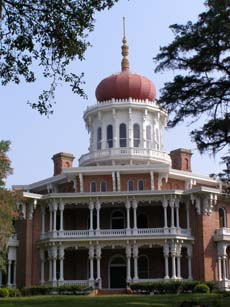 Longwood  Antebellum Home - Natchez, Mississippi, USA