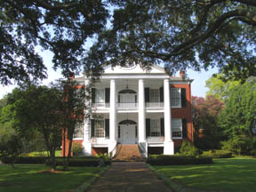Luxury experience natchez mississippi for North ms home builders