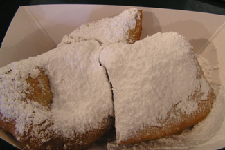 Beignets from Cafe du Monde, New Orleans, LA - Photo by Luxury Experience
