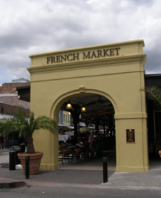 French Market Farmer's Market - New Orleans, LA - Photo by Luxury Experience