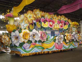 Mardi Gras Museum - Mardi Gras Parade Float - Photo by Luxury Experience