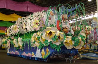 Mardi Gras Museum, New Orleans, LA - Photo by Luxury Experience