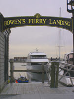 Bowen's Ferry Landing - Newport, Rhode Island, USA - Photo by Luxury Experience