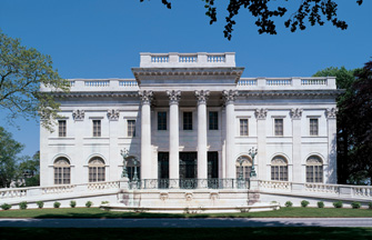 Marble House - Newport, Rhode Island, USA - Photo by John Corbett