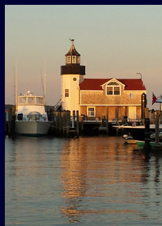 Saybrook Point Inn Spa - Lighthouse - Photo by Luxury Experience