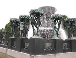 Gustav Vigeland Sculptures