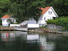 Summer Cottages along the Oslo Fjord