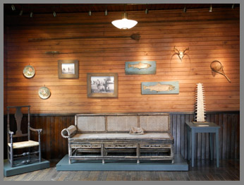 Inside Winslow Homer Studio - photo by Luxury Experience