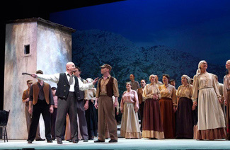 Cavalleria at Oper de Quebec, Canada - Photo by Louise LeBlanc