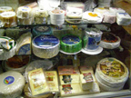 Cheeses at Marche du Vieux-Port, Quebec, Canada - Photo by Luxury Experience