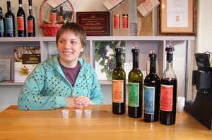 Tasting at Cassis Monna adn Filles, Quebec, Canada - Photo by Luxury Experience