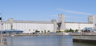 Bunge Grain Silo - The Image Mill 3D - 2011, Quebec, Canada - Photo by Luxury Experience