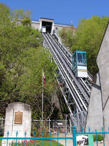 Funicular du Viewx-Quebec - Photo by Luxury Experience