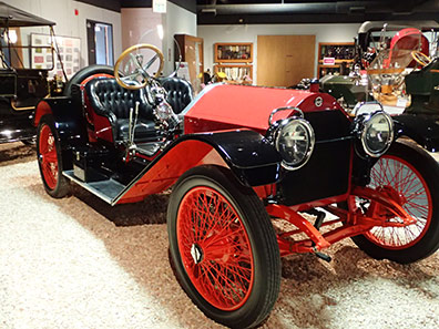 1913 Stutz Bearcat - National Automobile Museum - Reno, Nevada - photo by Luxury Experience