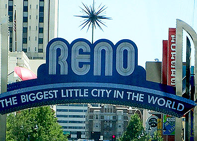 Reno, Nevada - The Biggest Little City - photo by Luxury Experience