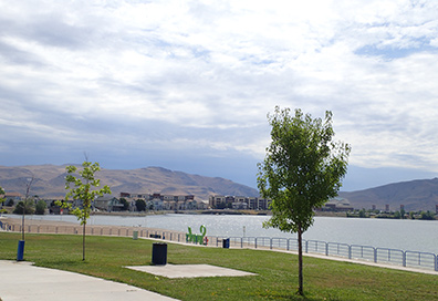 Sparks Marina Park - Sparks , Nevada - photo by Luxury Experience