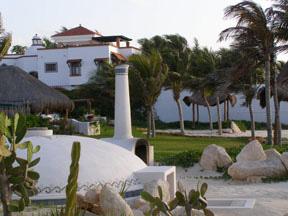 Spa at Ceiba del Mar Beach & Spa Resort, Riviera Maya, Mexico - Temazcal