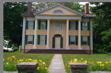 Florence Griswold Museum, Old Lyme, CT - photo by Luxury Experience