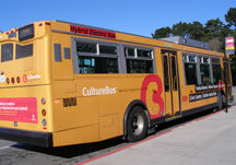Culture Bus, San Francisco