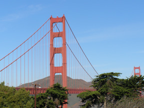 Golden Gate Bridge to Wine Country