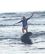 Debra Surfing - Hanging Ten