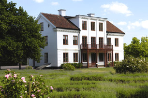 Manorhouse - Fredriksdal Museums and Gardens, Helsingborg, Sweden