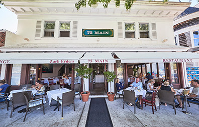 75 Main Restaurant - Southampton, NYC
