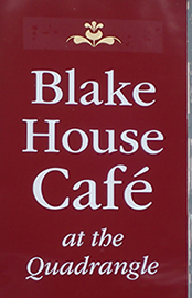 Blake House Cafe - Springfield Museums - Springfield, MA - photos by Luxury Experience